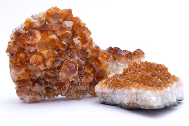 citrine-clusters