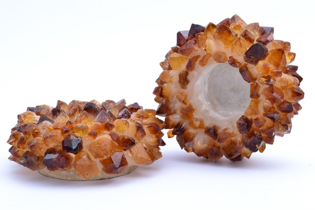citrine-point-candle-base
