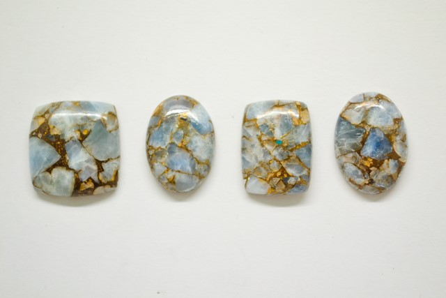 Blue-Calcite-CABOCHONS-Mohave