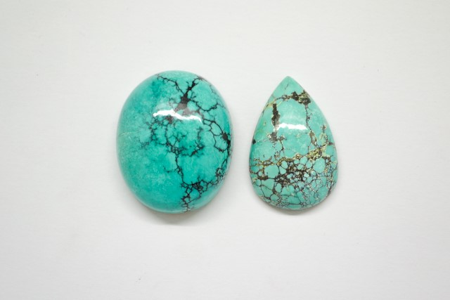 CABOCHONS-Turquoise